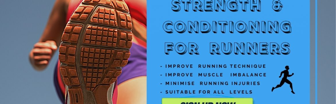 6 Weeks Strength & Conditioning for Runners