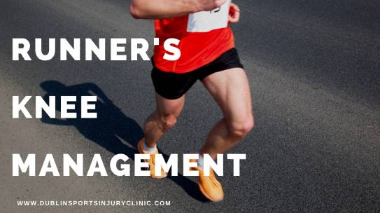 Runner's Knee Management